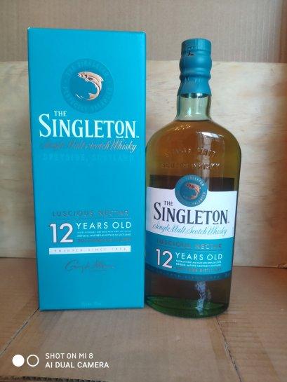 Singleton 12y Dufftown Lucian Nectar  70cl  40%