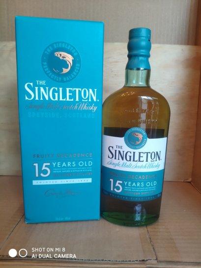 Singleton 15y Dufftown Lucian Nectar 70cl 40%