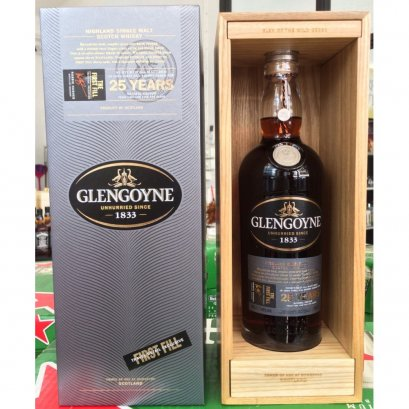 Glengoyne 25 Year Old 70cl