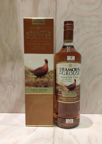 Famous Grouse Toasted Cask 1Liter