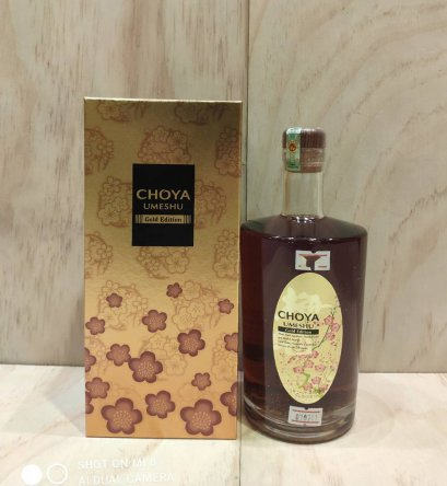 Choya Gold Edtion 50ml (19%)