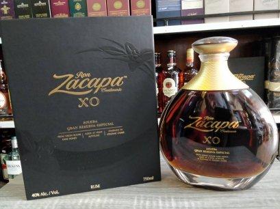 Ron Zacapa XO Centenario Solera Gran Reserva Especial (70cl, 40%)