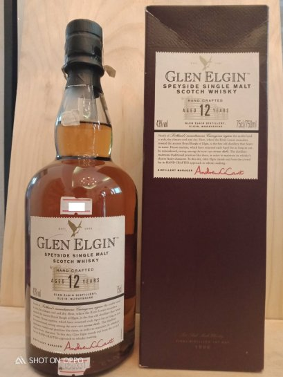 Glen Elgin 12y 75cl