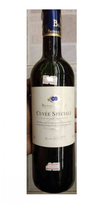 B&G Cuvee Special Rouge