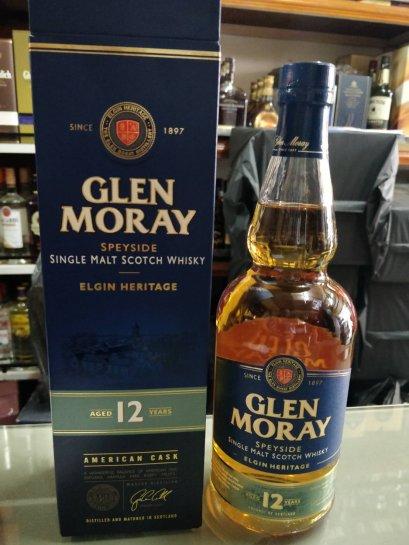 Glen Moray 12y 700ml