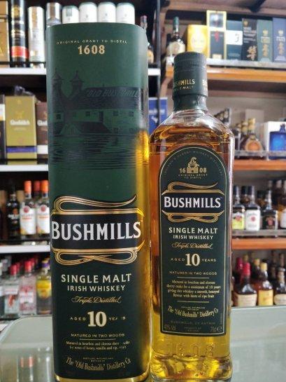 Bushmill 10y 70cl 40%
