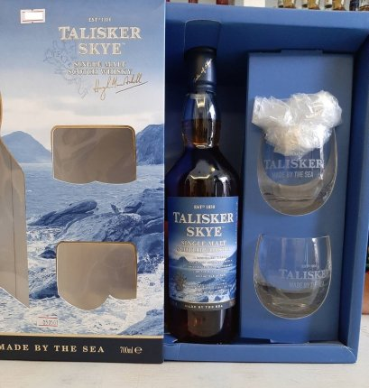 Talisker Skye Glass ED 70cl
