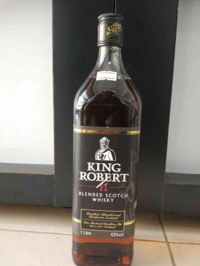 King Robert II 1L(40%)