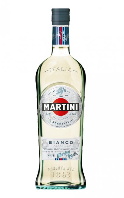 Martini Bianco 1L / 15%