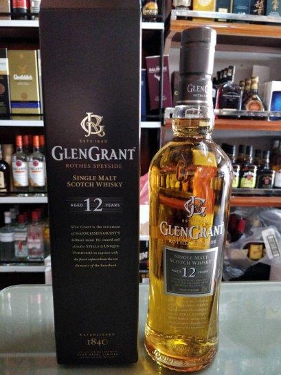 Glen Grant 12y 750ml