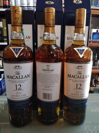 Macallan 12y Double Cask 70cl (40%)