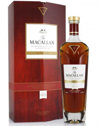 Macallan Rare Cask no.2 700ml (2015 Release)
