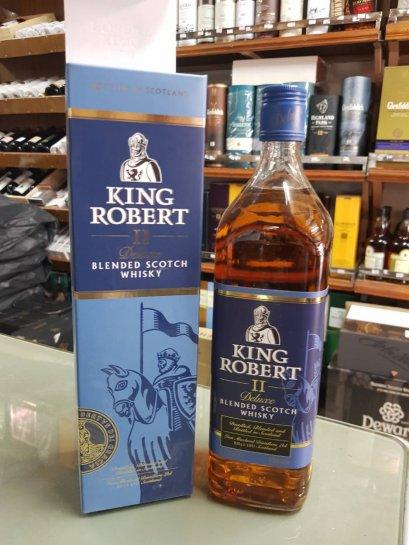 King Robert II Deluxe 1L ( 43 % )