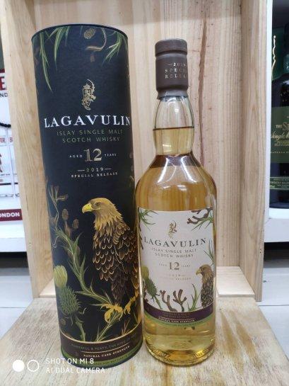 lagavulin 12y 750ml limited