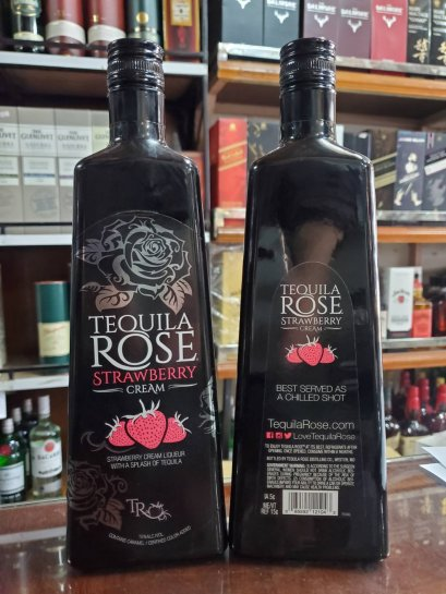 Tequila Rose Straw 750ml