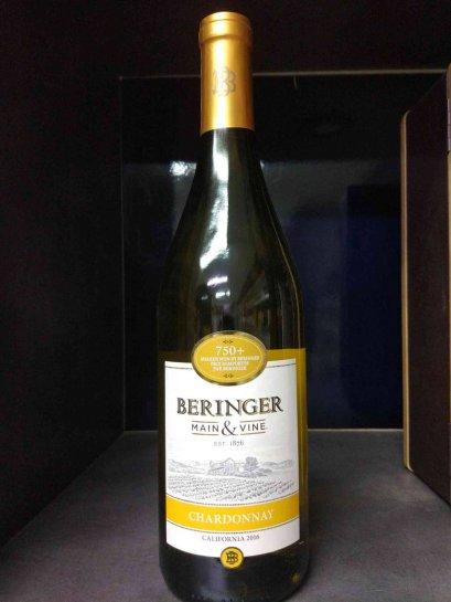 Beringer Main Chardonnay 2016