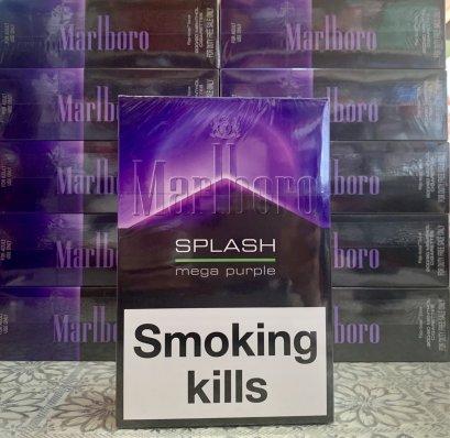 Marlboro Splash Mega Purple