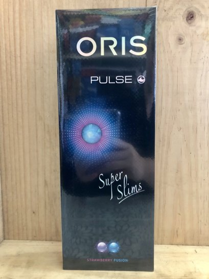 Oris Strawberry Fusion (2 เม็ดบีบ)