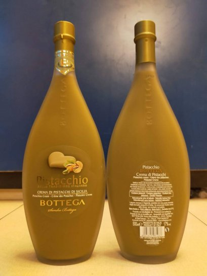 Bottega Pistacchio 500ML