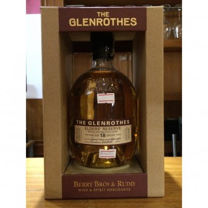 The Glenrothes 18 Years Elders' Reserve 700ml