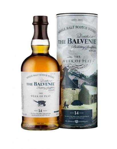 Balvenie 14y Peated Week 70cl