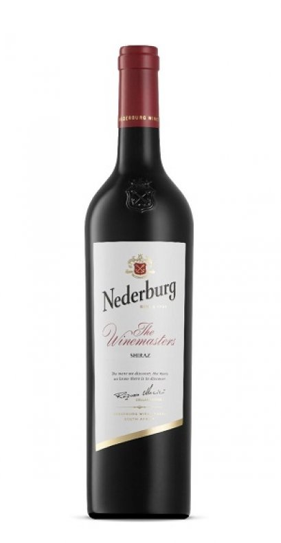 Nederburg The Winemasters Shiraz
