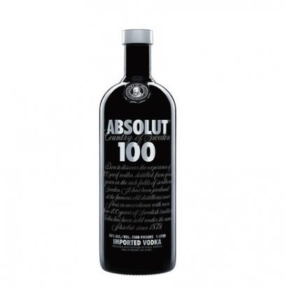 Absolut 100 1Liter (Alcohol 50.0%)