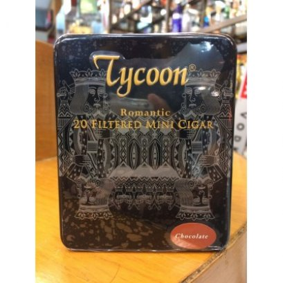 Tycoon Chocolate (Mini Cigar)