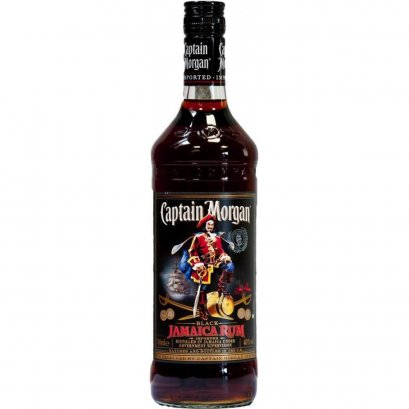Captain Morgan Black 75cl