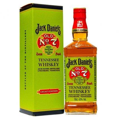 Jack Daniel's Lagacy Ed Sour Mash 1L