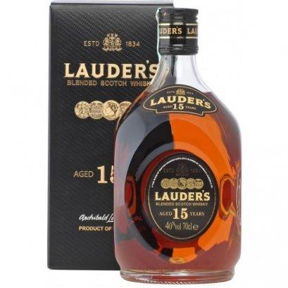 Lauder's 15y 70cl (40%)