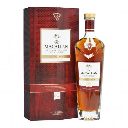 Macallan Rare Cask no.3 700ml (2018 Release)