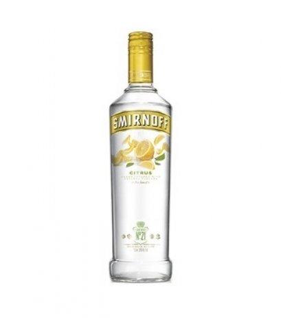 Smirnoff Ctrus 75cl