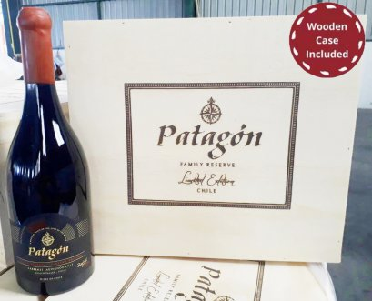 Patagon Family Reserve Limited Cabernet 2017