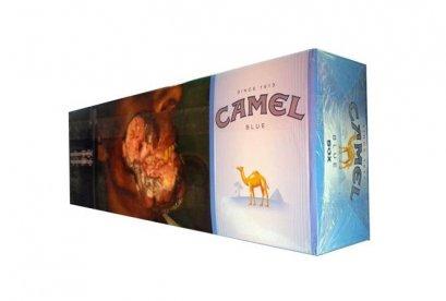 Camel Blue Light
