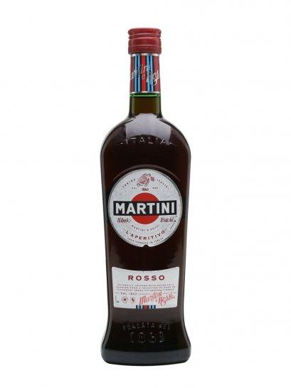 Martini Rosso Vermouth 1L / 15%