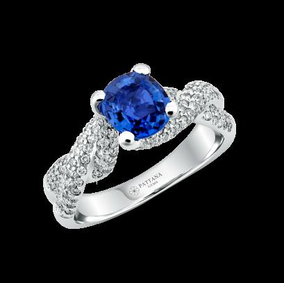 แหวนไพลิน A4989