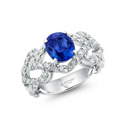 แหวนไพลิน A5126