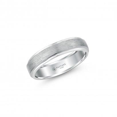 แหวนทองขาวเกลี้ยง