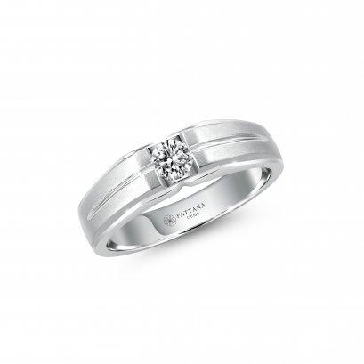 แหวนเพชรผู้ชาย A7736