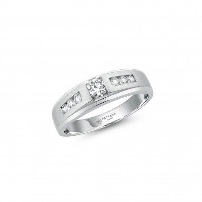 แหวนเพชรผู้ชาย A7937