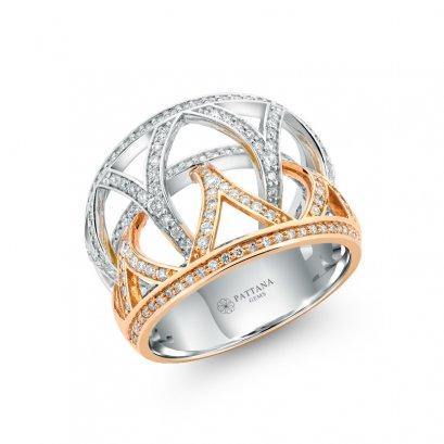 แหวนเพชรผู้หญิง A6155