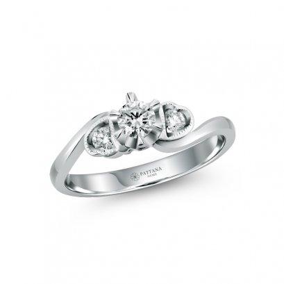 แหวนเพชรผู้หญิง A6505