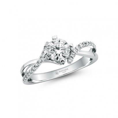แหวนเพชรผู้หญิง A7610