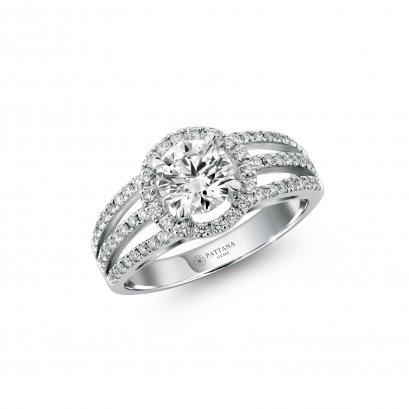 แหวนเพชรผู้หญิง A7801