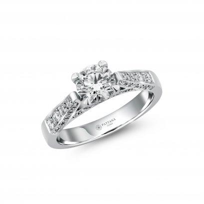 แหวนเพชรผู้หญิง A7873