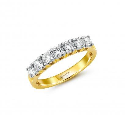 แหวนเพชรผู้หญิง A7971