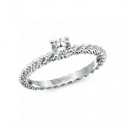 แหวนเพชรผู้หญิง A8040