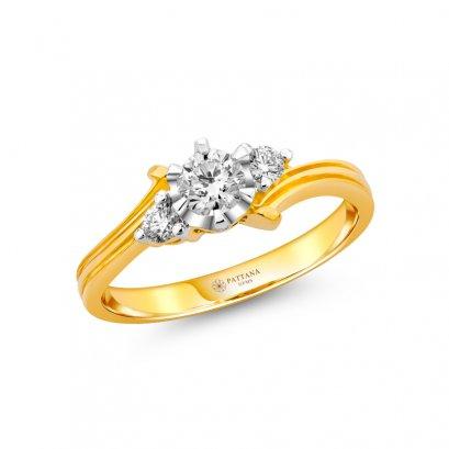 แหวนเพชรผู้หญิง A8157