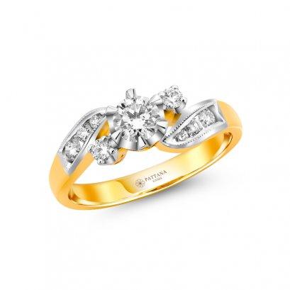 แหวนเพชรผู้หญิง A8166